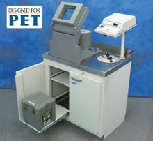 244-205 Lead Lined PET Unit Dose Cabinet