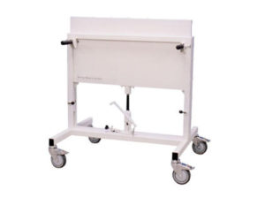042-519 Adjustable Height Mobile Radiation Shield