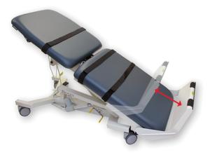 058-732 vasc pro vascular ultrasound table