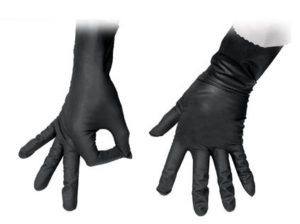 208-065 Powder Free Radiation Attenuating Gloves