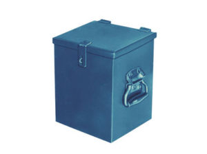 001-001 Shielded Rectangular Container