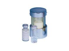 001-075 High Density Lead Glass Vial Shield