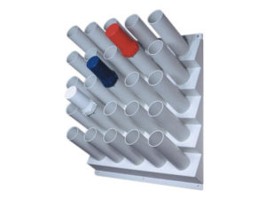 008-400 Unit Dose Wall Rack