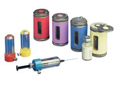 053-601 Color-Coded Vial Shields