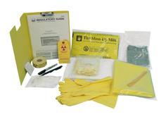 121-190 minor emergency spill kit