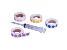 212-001 Color-Coded Syringe Labels