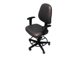 214-129 Ergonomic Industrial Chair