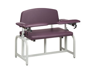 bariatric blood drawing chair 3