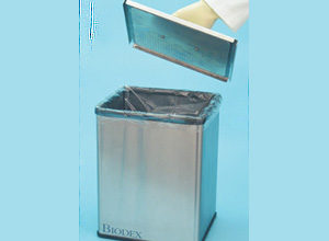 039-106 shielded waste container
